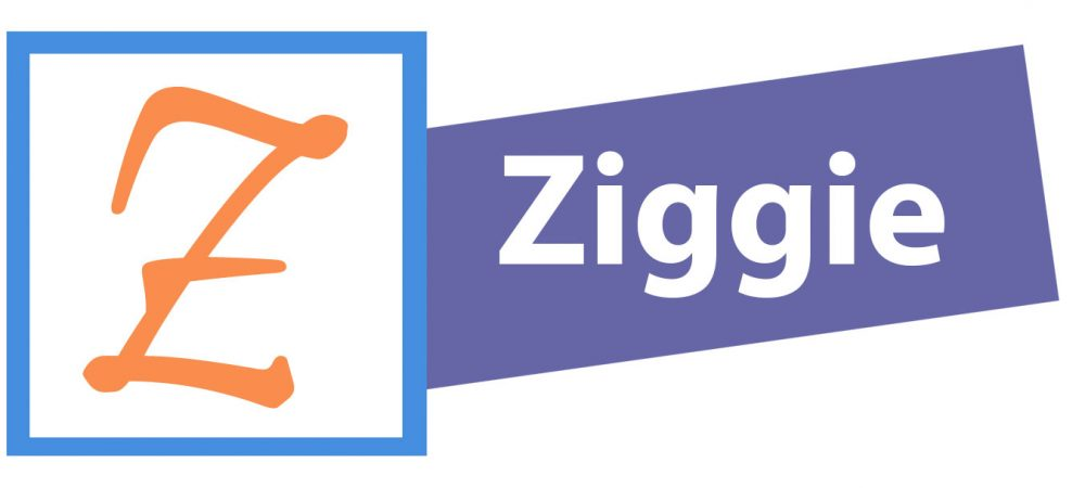 The avatar for ASDNext blogger Ziggie has his name and a large stylized letter Z.